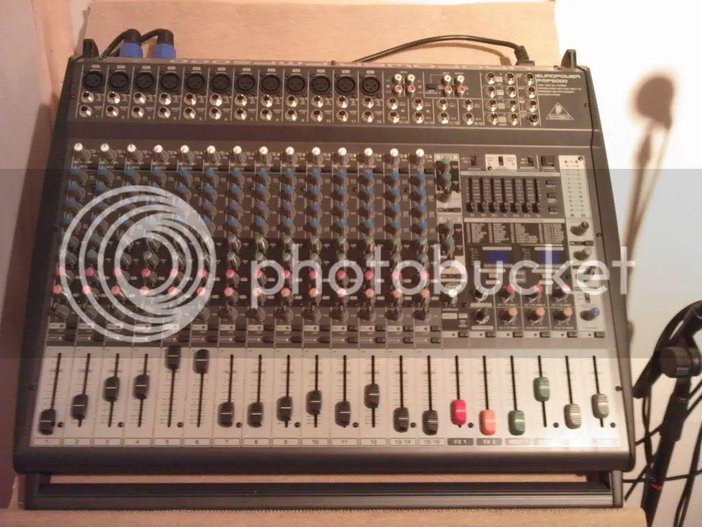 behringer v amp schematic