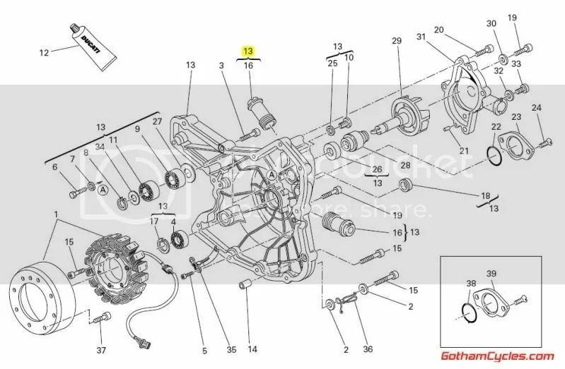 alternator charging system cutaway schematic diagram