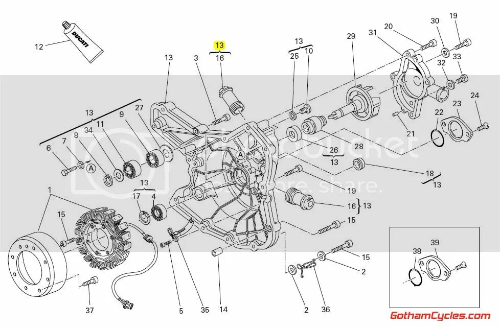 ducati 1198 engine diagram