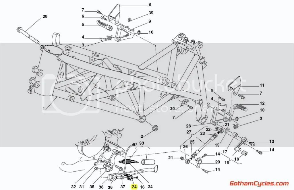 ducati monster 900 electrical wiring diagram
