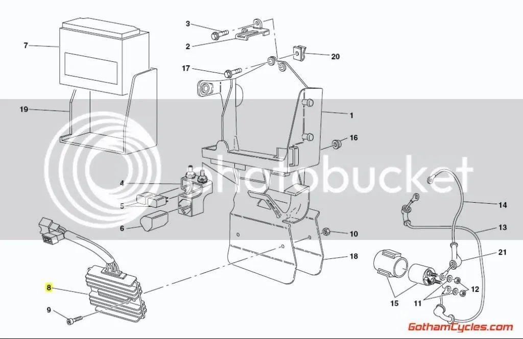 ducati st3s wiring diagram