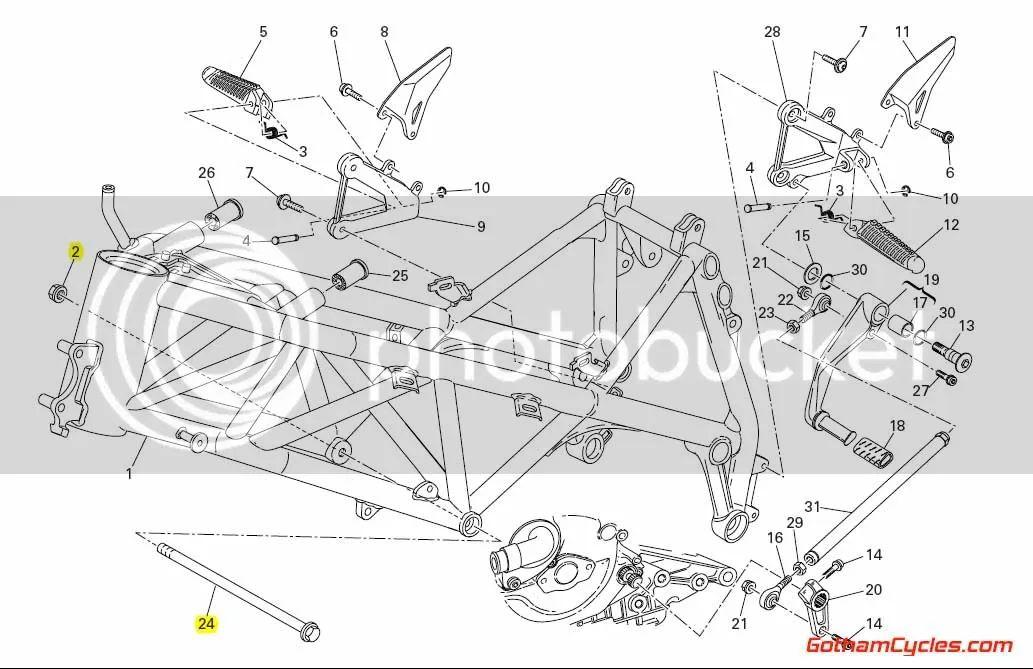 ducati 848 engine diagram