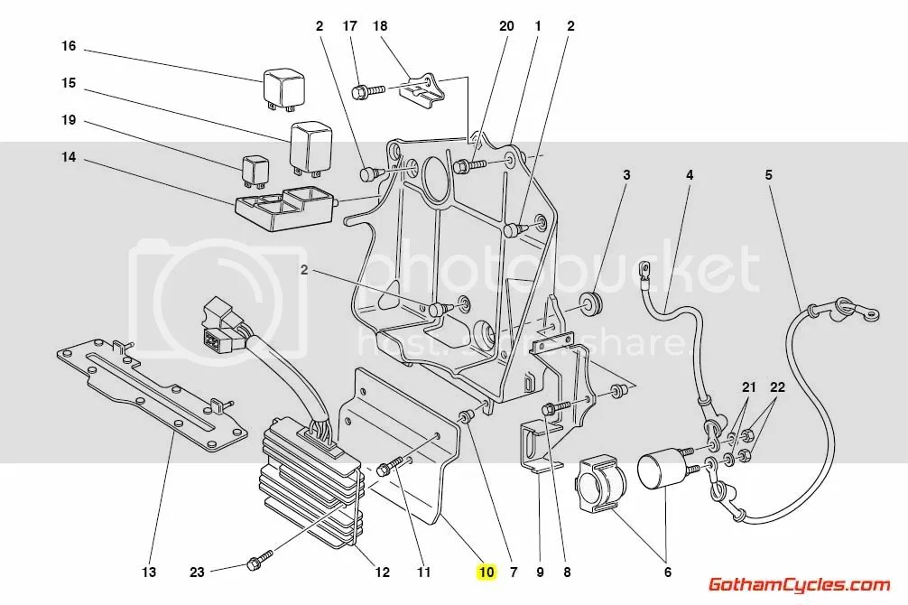Ducati Regulator Schematic - Wiring Diagrams Clicks