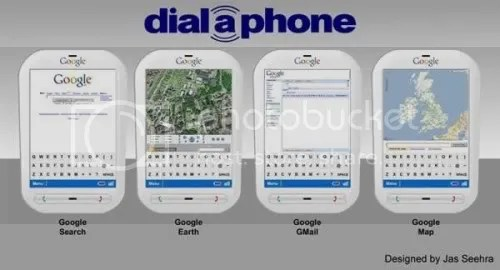 GPhone - esquema