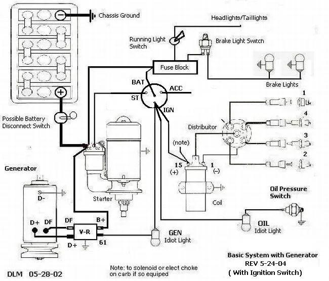 Volkswagen Dune Buggy Wiring Diagram Wiring Diagram