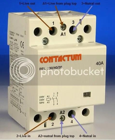 2 Pole Contactor Wiring Diagram - 6omekuqrxchristfellowshipchurch