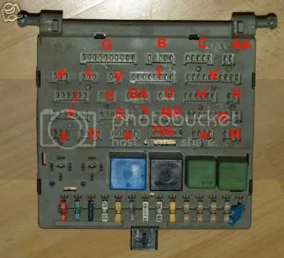 Found A Good Fusebox Diagram, - Misc/General Technical