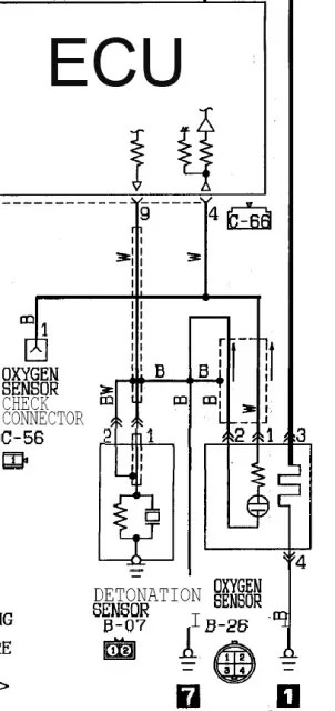 Knock Sensor Wiring Diagram car block wiring diagram
