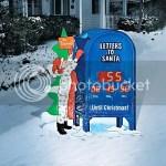 Outdoor Christmas Countdown Clock