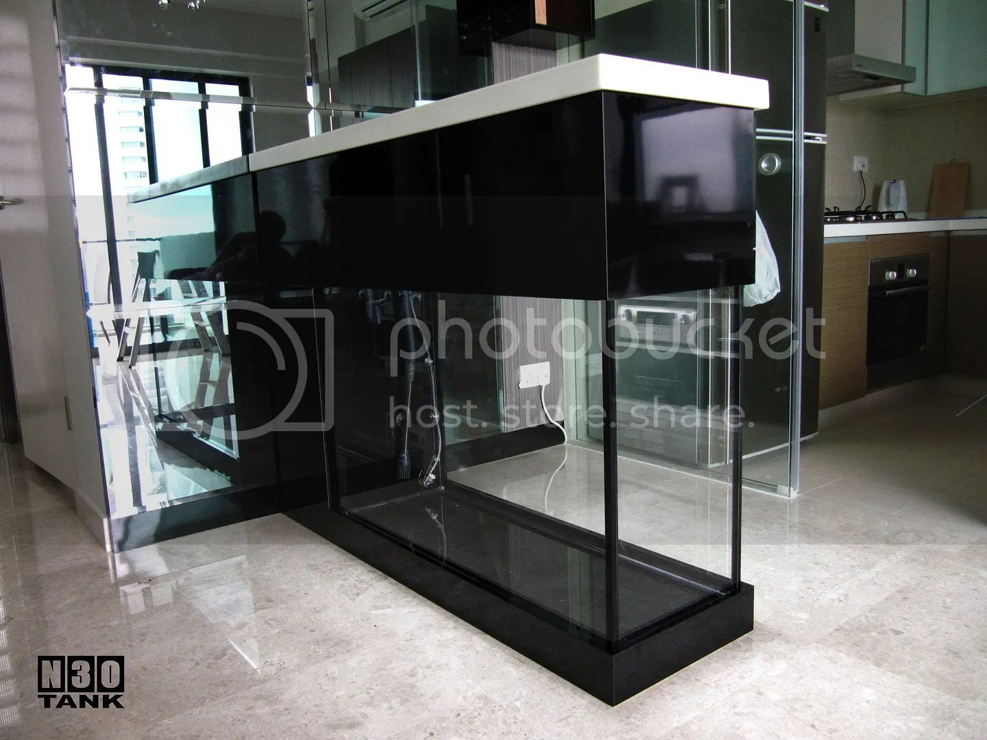 N30 Tank 5ft Long Bar Counter Top Aquarium Tank Photo By Weeyang19 Photobucket