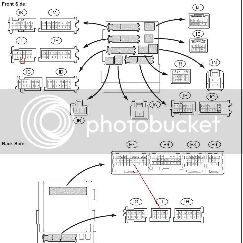 2007 toyota camry fog light wiring diagram