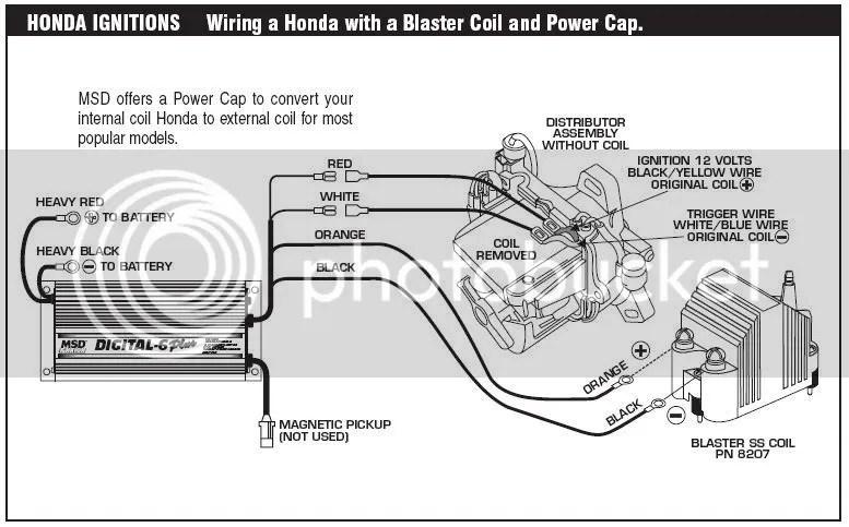 Honda Prelude Blaster Coil Wiring Diagram | ndforesight.co on