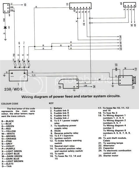 Vl Wiring Diagram Electronic Schematics collections