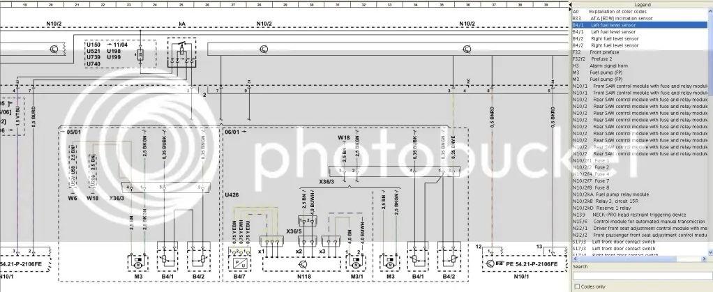mercedes benz wiring diagram de instrucciones