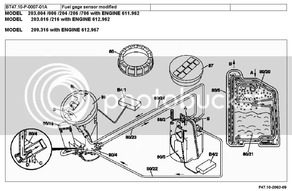 mercedes c200 w204 fuse box location