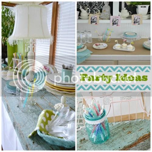 Medium Crop Of Wedding Shower Decorations