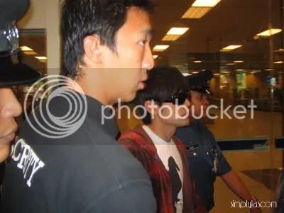 jay at airport