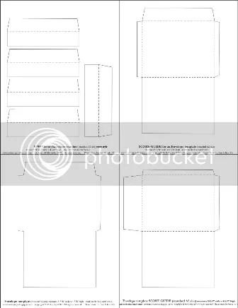 standard A2 envelope template (TOP-opening/tall) - Splitcoaststampers