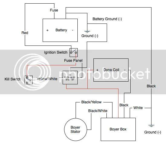 ignition kill switch wiring diagram kill switch norton commando