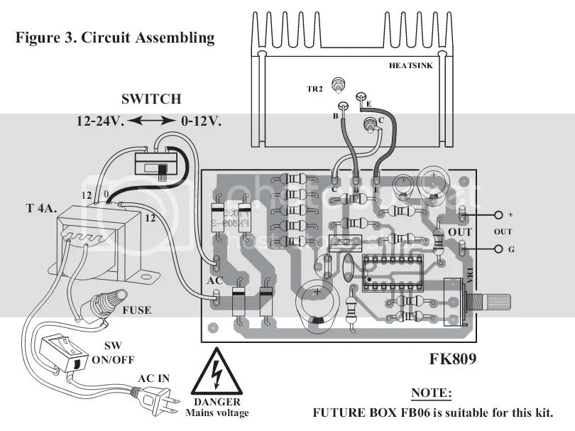 3v 30v 3a adjustable regulated power supply