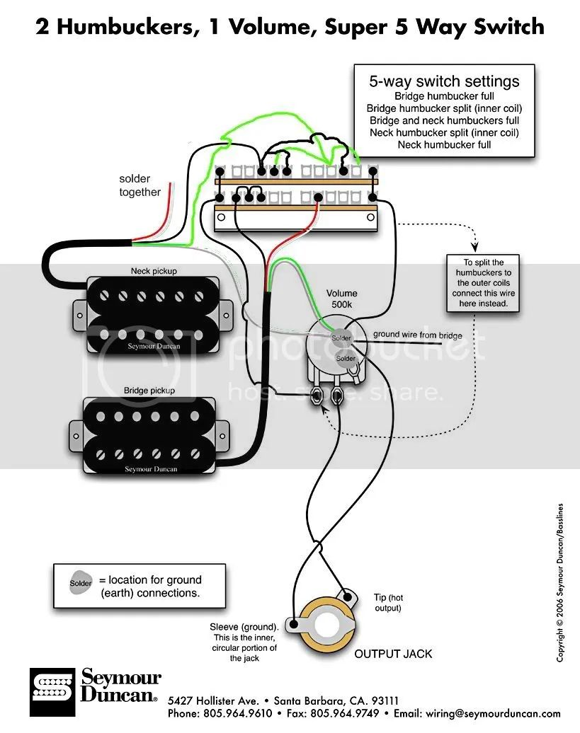 2 way wiring diagram in the old days