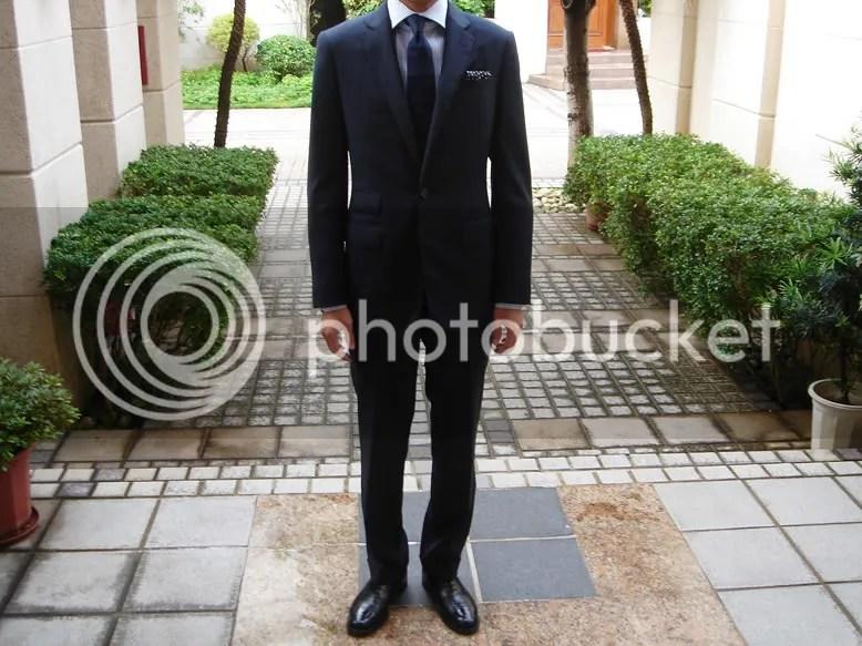 Slim Fit Suit Jacket Length Dress Yy