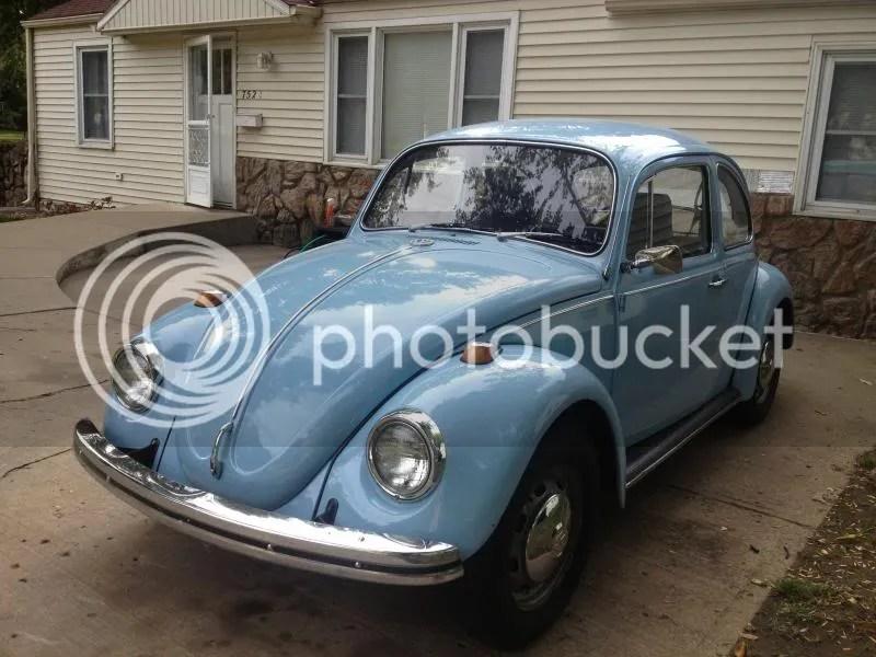 Classic Beetle/Subaru Engine Conversion - Intro and Advice Needed