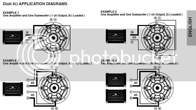 8 Ohm Sub Del Schaltplan - Auto Electrical Wiring Diagram