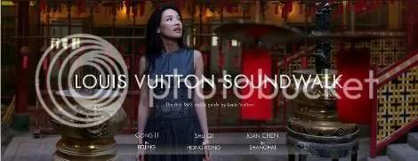 Louis Vuitton Soundwalk