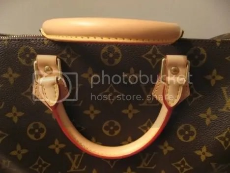 Louis Vuitton Monogram Speedy with Lighter Patina