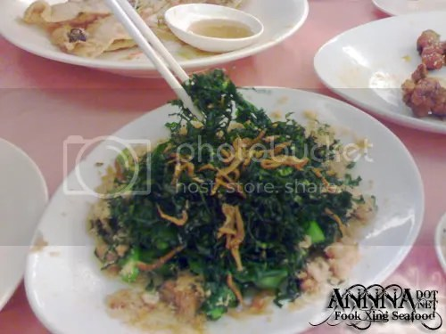 Kai Lan Fried Kai Lan