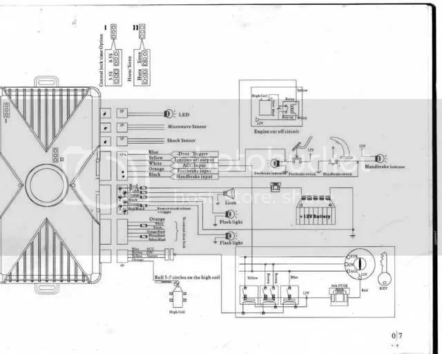 bmw e36 coil wire diagram