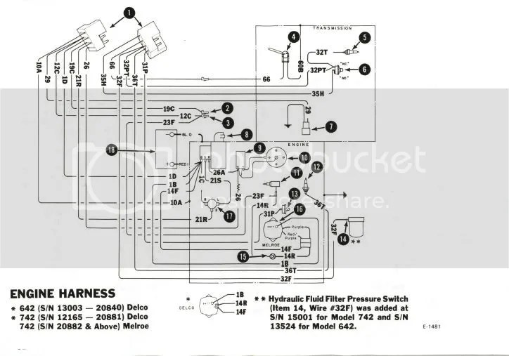 case 1840 wiring schematic