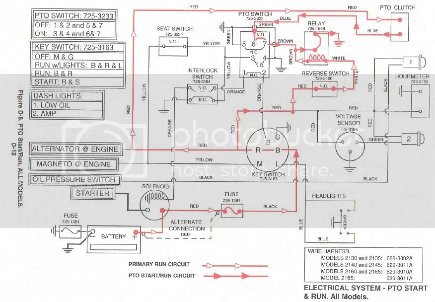 Titan Toro 5200 Wiring Diagram Electronic Schematics collections