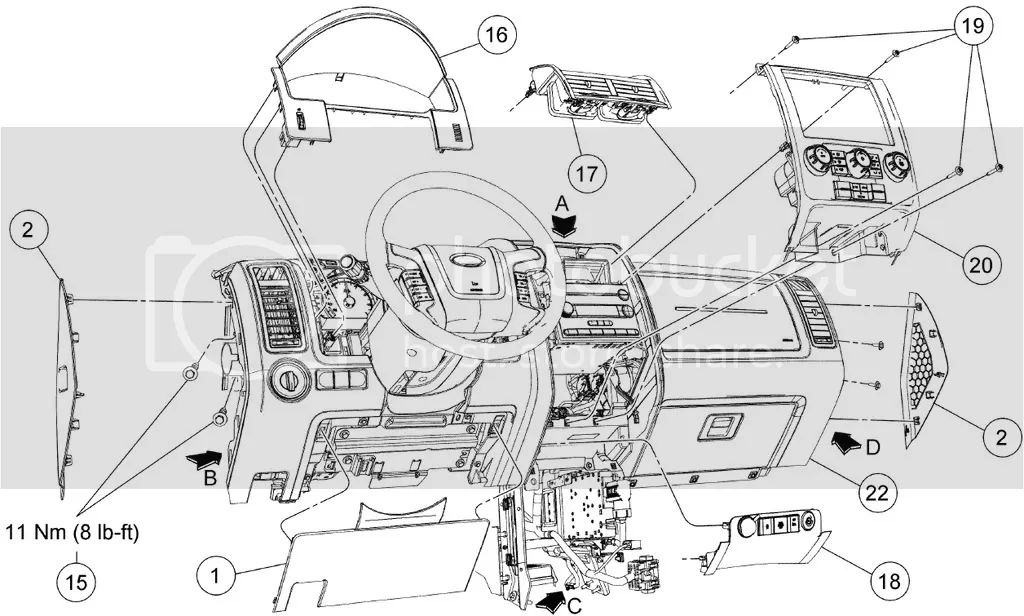 Wiring Diagram For 2010 Ford Escape
