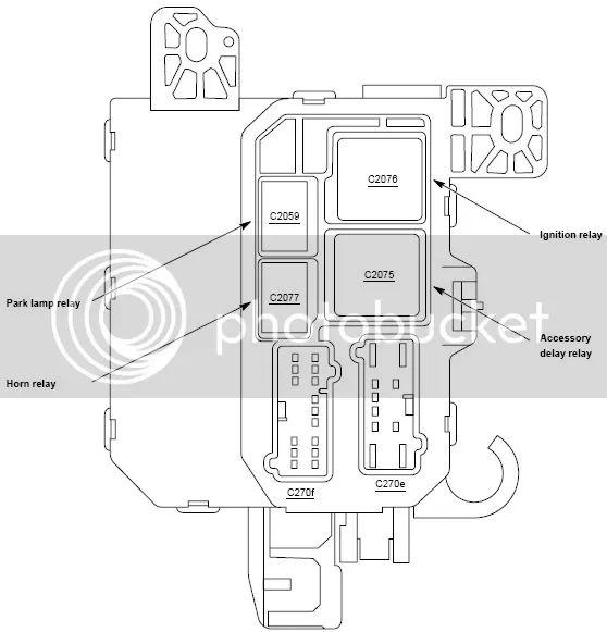 2013 ford fusion titanium wiring diagram