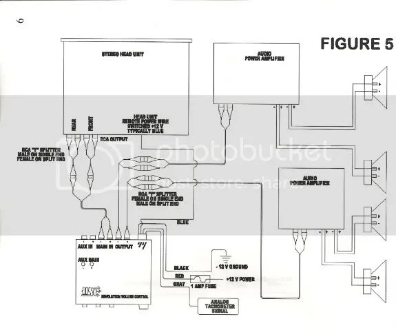 wakeboard tower speaker wiring diagram