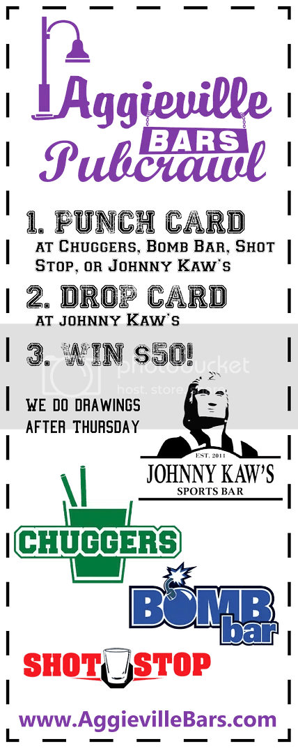 shot stop liquor is quicker johnny kaws chuggers bomb bar aggieville bars 