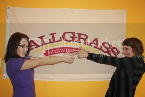 tallgrass brewery kelly lohmeyer exciting things beer is proof that god loves us barleys angels barb saverino
