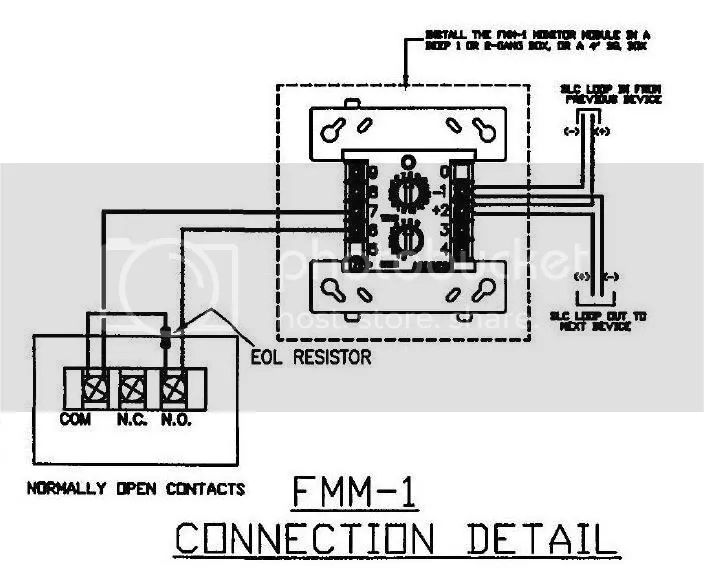for fire alarm installation diagram