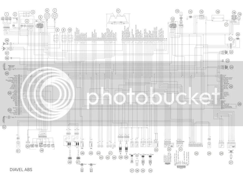 ducati diavel wiring diagram