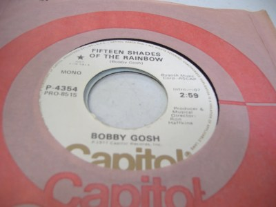 Bobby Gosh Records, LPs, Vinyl and CDs - MusicStack