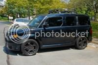 Honda Element Gobi Stealth Roof Rack | Car Interior Design