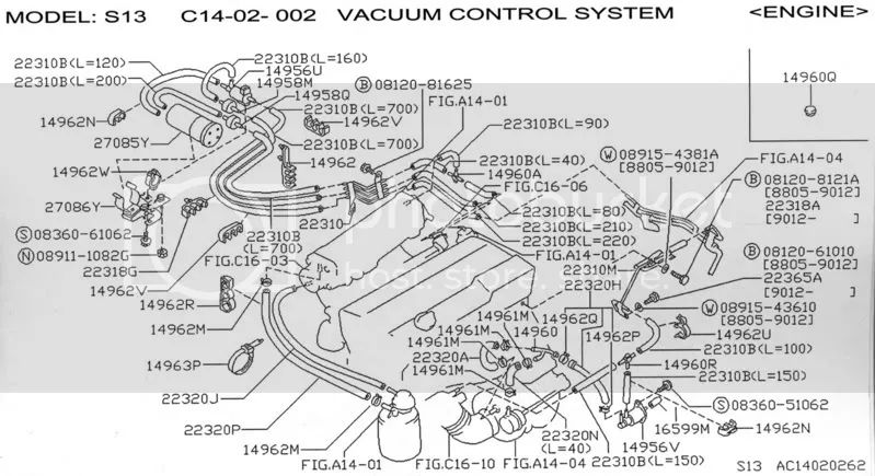 s13 sr20det wiring electrical ratsun forums