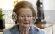 Margaret Thatcher (October 13th 1925 – April 8th 2013)