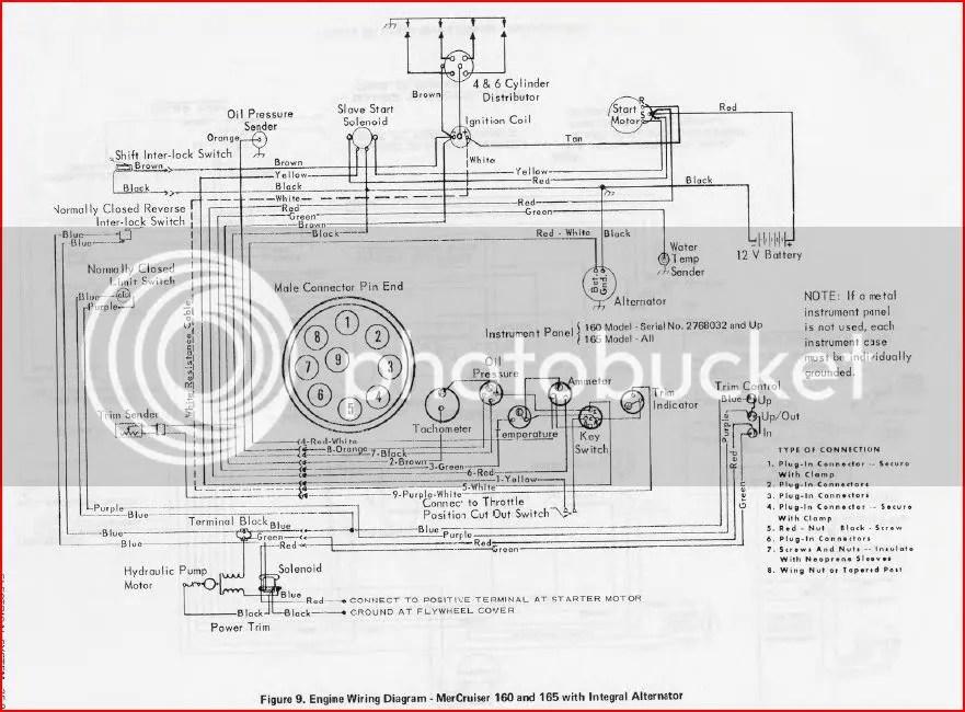 3 0 Mercruiser Starter Wiring Diagram Wiring Diagram