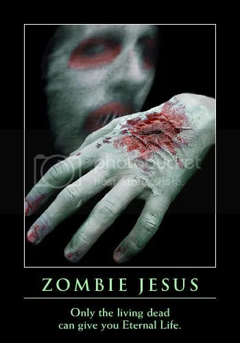 Zombie Jesus Pictures, Images and Photos