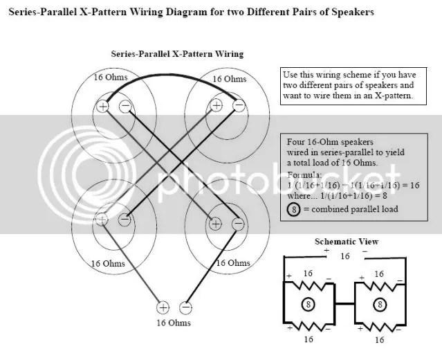 4x12 Speaker Diagram Control Cables  Wiring Diagram