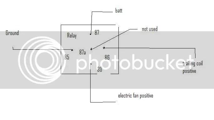 5 Wire Relay Diagram Diagram Wiring Diagram Schematic