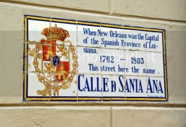 New Orleans Historic Collection features exhibit on Spanish Influence in New Orleans
